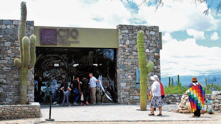 Historia. El Centro de Interpretación enclavado en la Ciudad Sagrada de Quilmes.