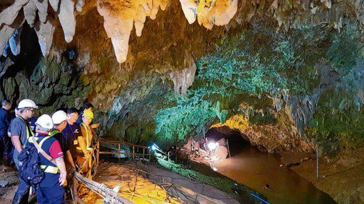 El gobierno quiere convertir cueva en parque nacional