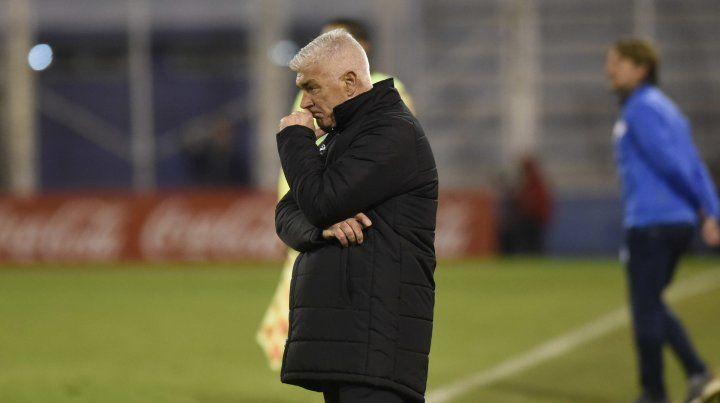 De Felippe reconoció que Newells nunca encontró el partido