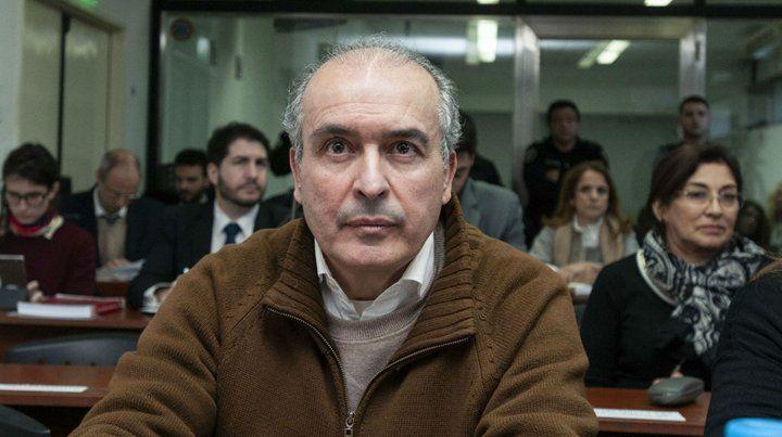 López: El dinero era de personas de las cuales no puedo hablar y no sé bien quiénes son.