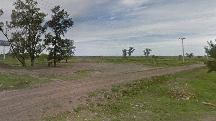 Encuentran restos humanos en un predio cerca de la ruta 9