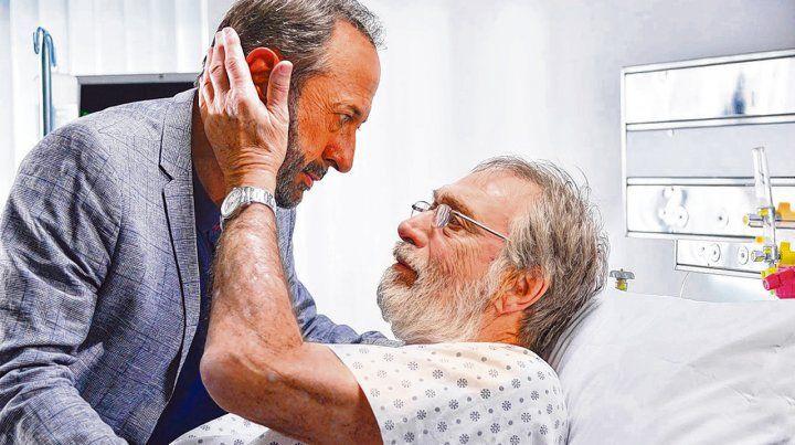 Una amistad bien argentina. Así definió el director Gastón Duprat a la relación de los personajes que interpretan Guillermo Francella y Luis Brandoni.