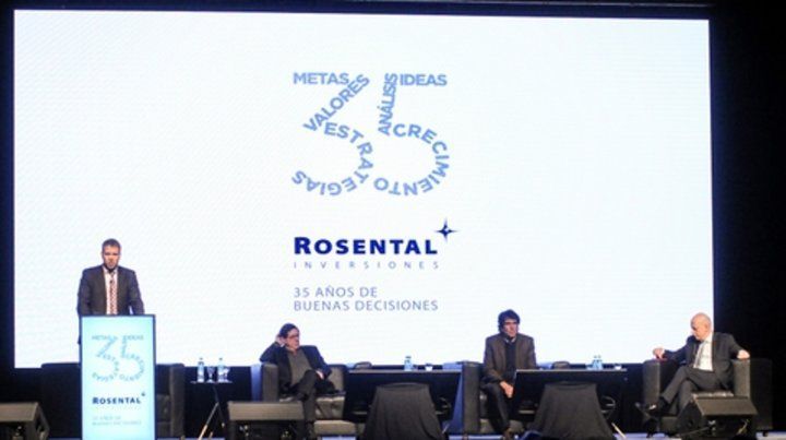 Conferencia. Lisandro Rosental