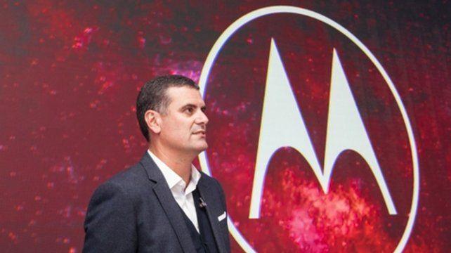 Ritmo. El gerente general de Motorala analizó cómo se está moviendo el consumo.