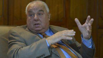 Preocupado. Gutiérrez había sido crítico sobre la labor del Ejecutivo y los fiscales.