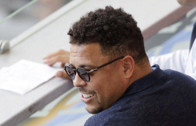 Ronaldo está internado en una clínica privada de Ibiza