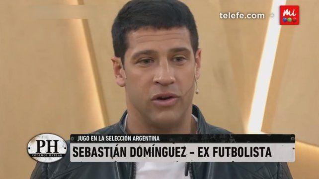 El Negro Domínguez dio detalles de cuando un barra de Newells los amenazó con un machete