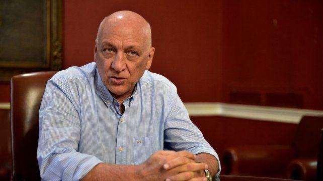Antonio Bonfatti propone cambios en la ley de bomberos voluntarios