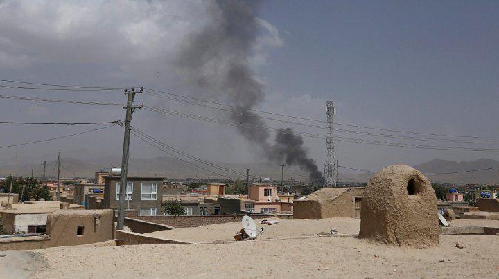 Prosiguen los combates por el control de la ciudad afgana de Gazni