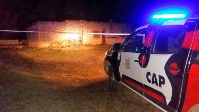Una joven mató a su esposo de una puñalada en Alejo Ledesma