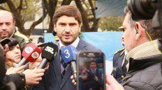 pullaro dijo que no sabe cual sera el limite de los autores de los atentados a magistrados