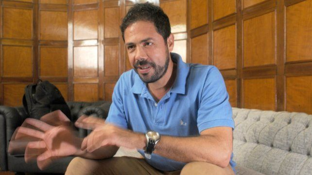 Di Pollina: Siempre hubo buena predisposición para que el clásico se juegue en la provincia