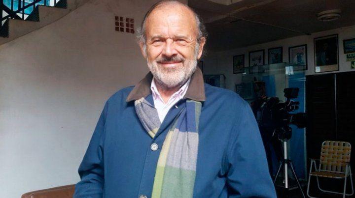Mejora la salud del diputado nacional Amadeo
