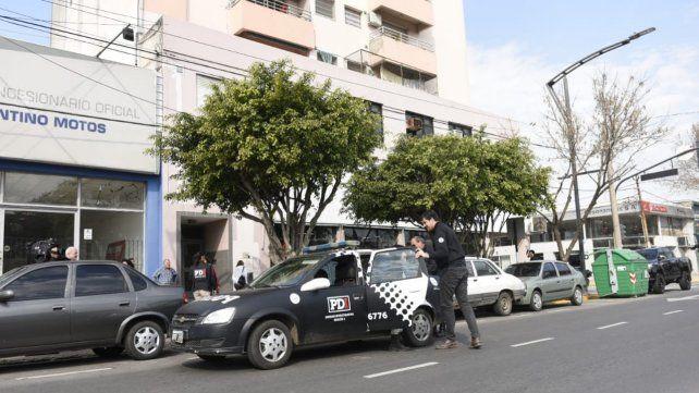 La víctima fue encontrada sin vida en un departamento de San Martín al 4200.