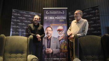Francella y Brandoni, de estreno en Rosario
