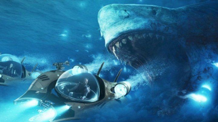 Entre dos. Aventuras y peligros en el fondo del mar
