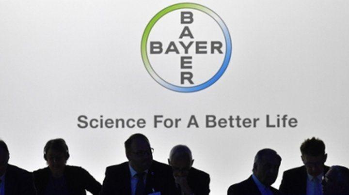 Bayer. El grupo alemán cerró en junio la compra de Monsanto en 63 mil millones de dólares.