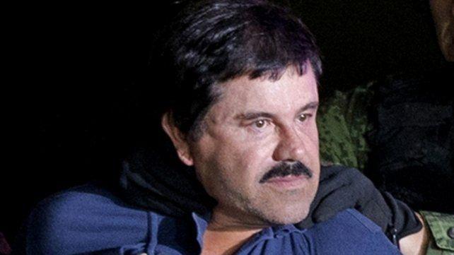Joaquín Guzmán. El Chapo se escapó dos veces de la cárcel mexicana.