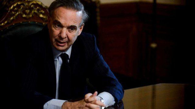 Pichetto otorgó libertad de acción al bloque del PJ para votar  allanamientos a Cristina