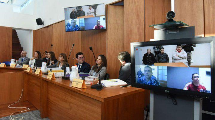 El tribunal que revisa el fallo que condenó a Los Monos.