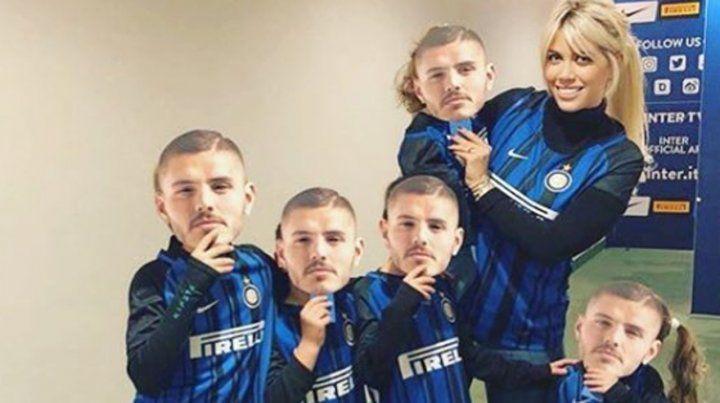 Wanda Nara será comentarista de fútbol en la televisión italiana