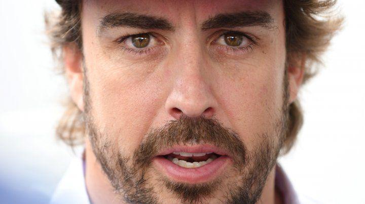 Fernando Alonso anunció su retiro de la Fórmula Uno con un video en Twitter.