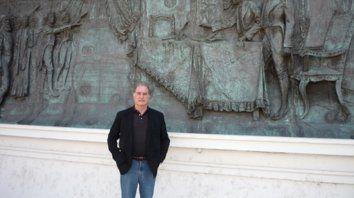 De regreso. El compositor y director llega a Rosario para presentar el disco Anacrusa en Francia.