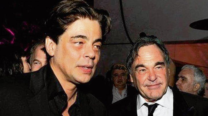 Benicio del Toro actuará para Oliver Stone