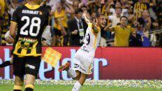 La última vez que no recibió goles en el torneo local fue en el 5 a 0  ante Olimpo, en el Gigante, por la 16a fecha de la pasada temporada.