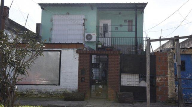 Riobamba al 6500. El homicidio ocurrió el domingo a la mañana.