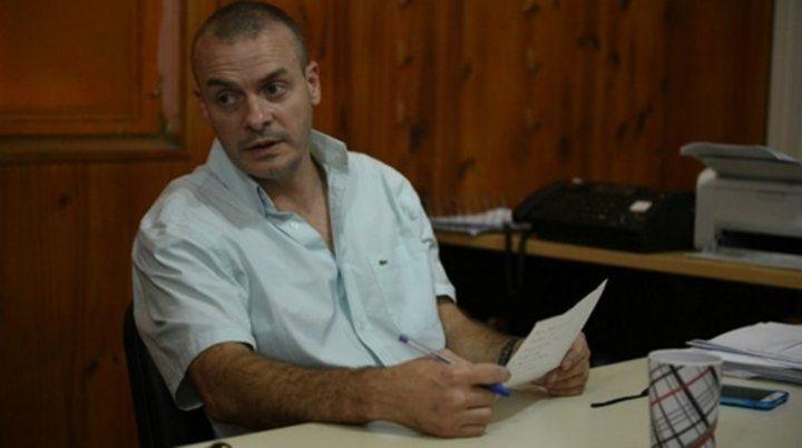 Acusado. Alejandro Druetta fue jefe de Inteligencia Zona Sur de la Dirección de Drogas Peligrosas.