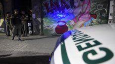 balacera a fiscalia: allanan casa de policia
