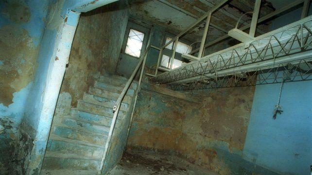 El Servicio de Informaciones fue centro clandestino de detención durante la dictadura.