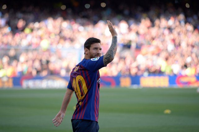 Con un Messi inspirado, Barcelona goleó a Boca 3 a 0