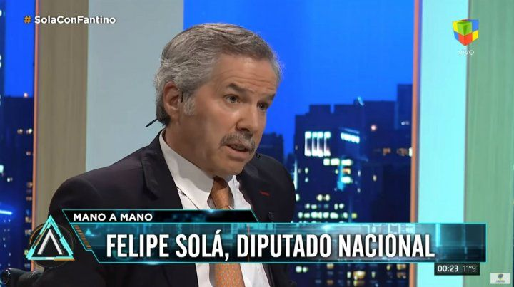 Felipe Solá cuestionó la destrucción del trabajo del gobierno y se postuló para el 2019