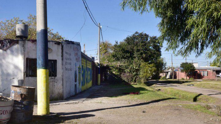 El barrio San Cayetano