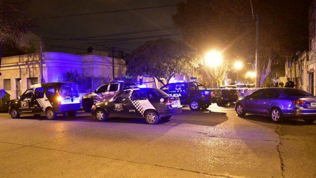 El ataque a la casa del padre del juez Juan Carlos Vienna ocurrió a mediados de junio.