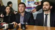 Figueroa Escauriza brindó esta mañana precisiones sobre el ofrecimiento de recompensa.