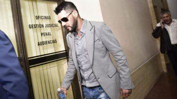 Matías Messi, en una de las audiencias realizadas este año.