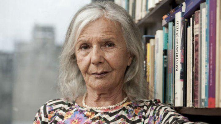 Beatriz Sarlo: Las pruebas de los cuadernos tienen cierta solidez
