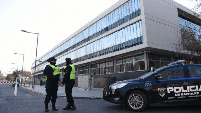 El Centro de Justicia Penal