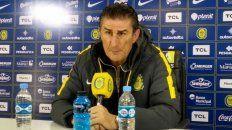 Para el técnico de Central, Edgardo Bauza, Ortigoza es la carta de triunfo del equipo.