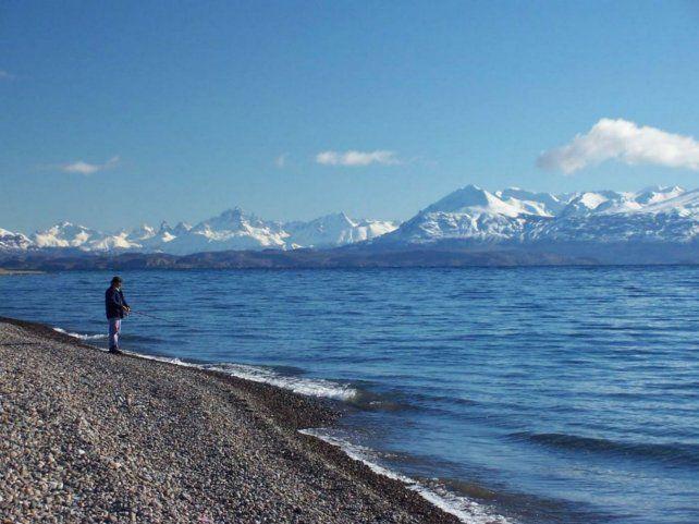 Recorrido por uno de los tantos pintorescos paisajes de la provincia de Santa Cruz.