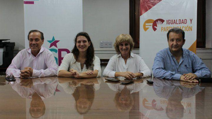 El Interbloque Igualdad resolvió rechazar la reforma constitucional