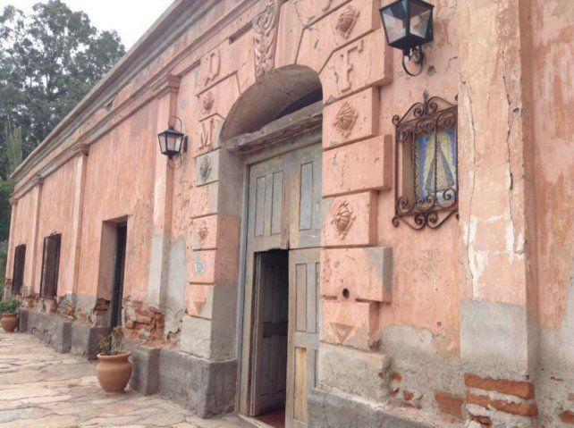 Arquitectura histórica. La Sala