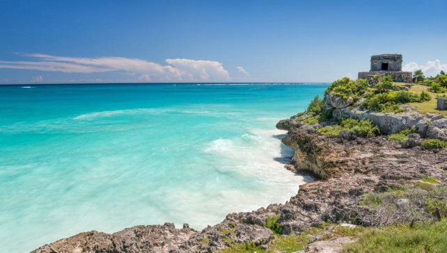 Lazan tren turístico para recorrer la península de Yucatán