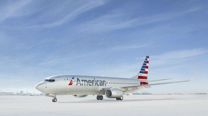 American Airlines no aceptará más efectivo en Ezeiza