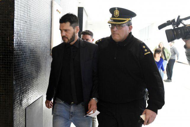 Escoltado. Matías Messi