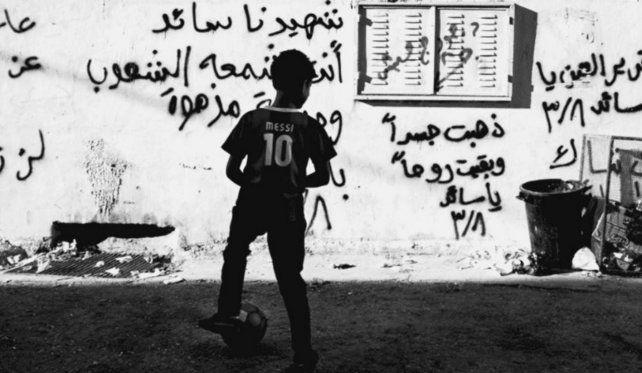 ¡Yallah! ¡Yallah! Cómo sobrevive el deporte en la opresión de Medio Oriente.