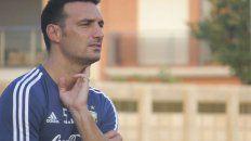DT interino. Lionel Scaloni le daría lugar al ex canalla Franco Cervi y a Mauro Icardi.
